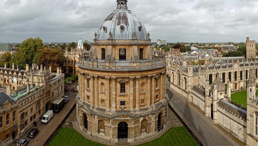 Oxfordeko Unibertsitatea