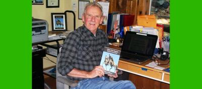 John J. O'Hagan is a retired nurse that, if he could go back in time, would study History at university (Photo: O'Hagan)