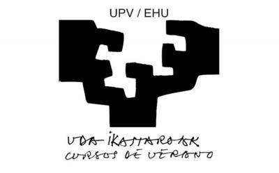 Euskal Herriko Unibertsitatearen Udako Ikastaroen logoa