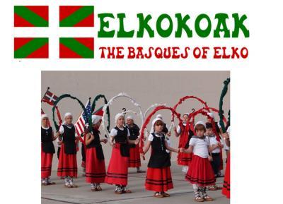 """""""Elkokoak, the Basques of Elko"""" webgunearen irudi bat"""