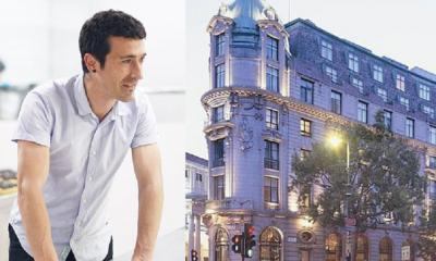 Eneko Atxa and the One Aldwych Hotel where his London restaurant will be located