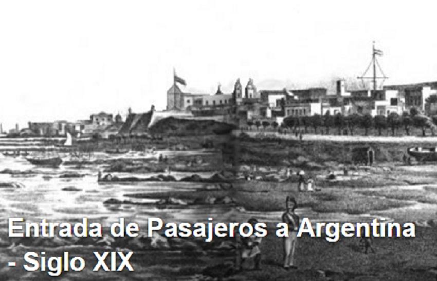 Imagen de la página de Facebook de la web www.entradadepasajeros.com.ar