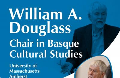 The William A. Douglass Chair opens today