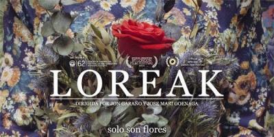 "Promotional poster for ""Loreak"""