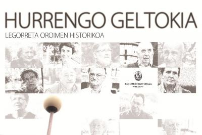 """Poster for """"Hurrengo geltokia,"""" that will be presented in Berlin"""