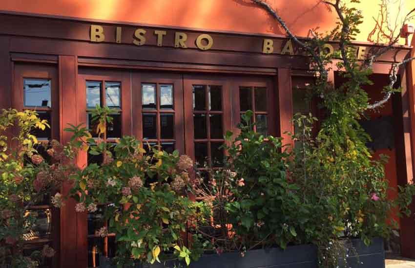 Connecticut-eko Milford-en da Bistro Basque (argazkia BB)