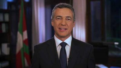 Lehendakari Iñigo Urkullu