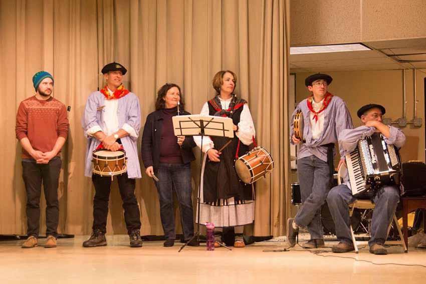 Utahko euskal musikariak