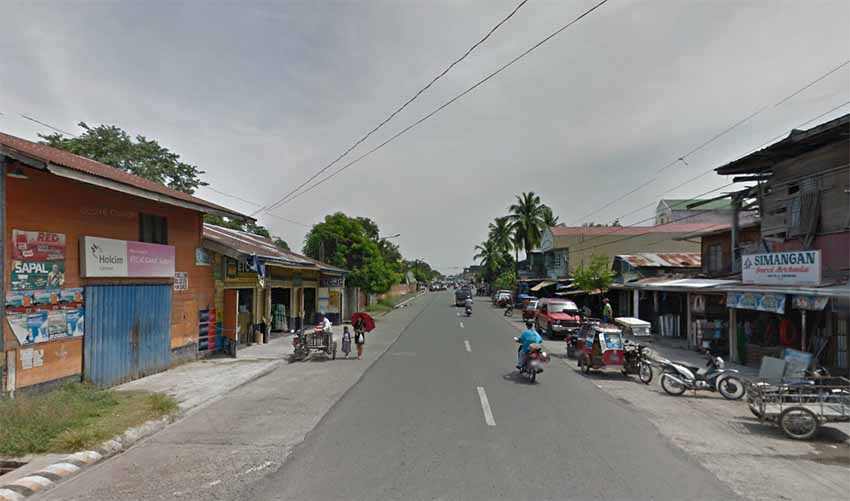 Echague Cagayan Valley (Google Maps)
