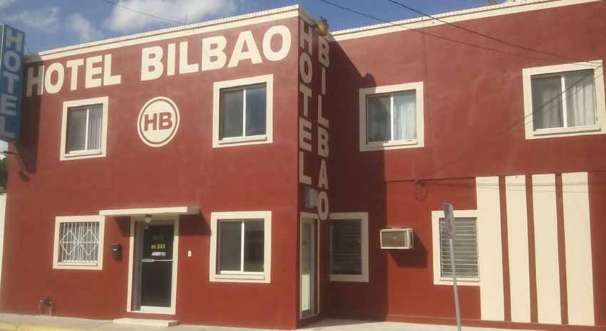 Hotel Bilbao, calle Bilbao, Colonia Euzkadi, Matamoros, Mexico (photo Booking)