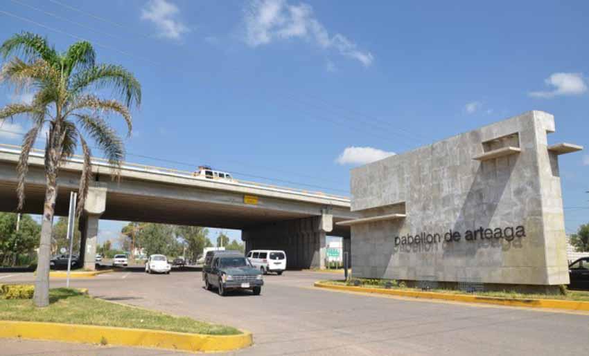 Pabellón de Arteaga (photo La Jornada)