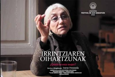 """Irrintziaren Oihartzunak"" by Iratxe Fresneda will be one of the films shown in Nantes"