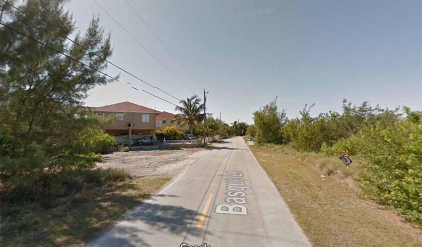 Basque Lane Summerland Key Florida (arg. Google Earth)