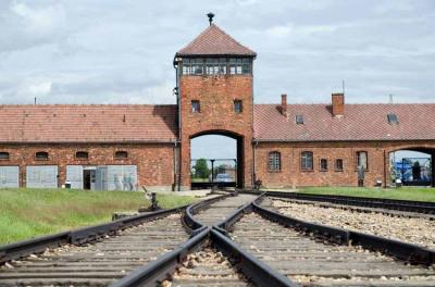 Auschwitz concentration and extermination camp in Poland (photo Cracovia.net)