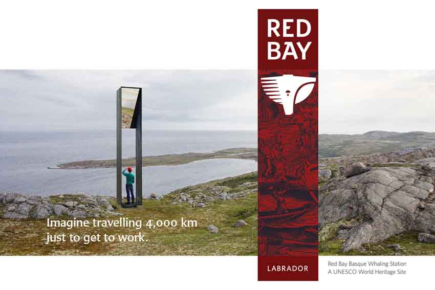 Red Bay Basque Memorial & Whaling Station (photo JohndeWolf.ca)