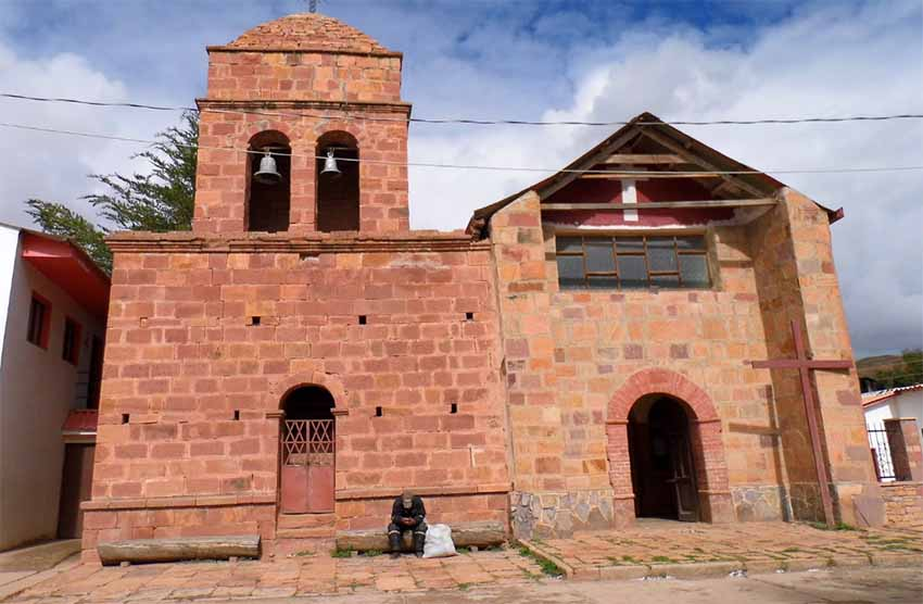 Bolivarko eliza, Cochabamba, Bolivian (arg. PepitoJhos)
