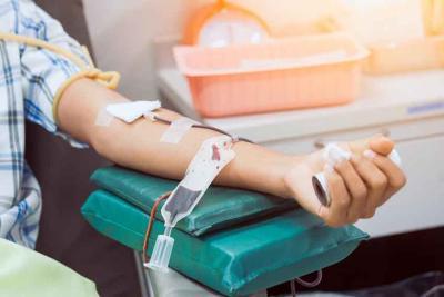 Llamado a los integrantes de la colectividad con sangre de tipo cero negativo a donar solidariamente (foto El Día)