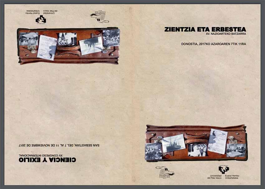"""'Zientzia eta Erbestea"""" Batzarra, Donostian, 2017ko azaroaren 7tik 11ra"""