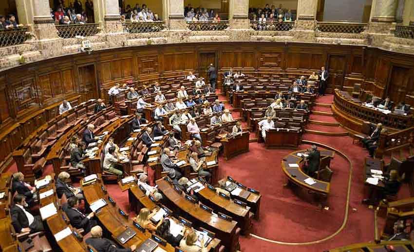 Cámara de Representantes de Uruguai