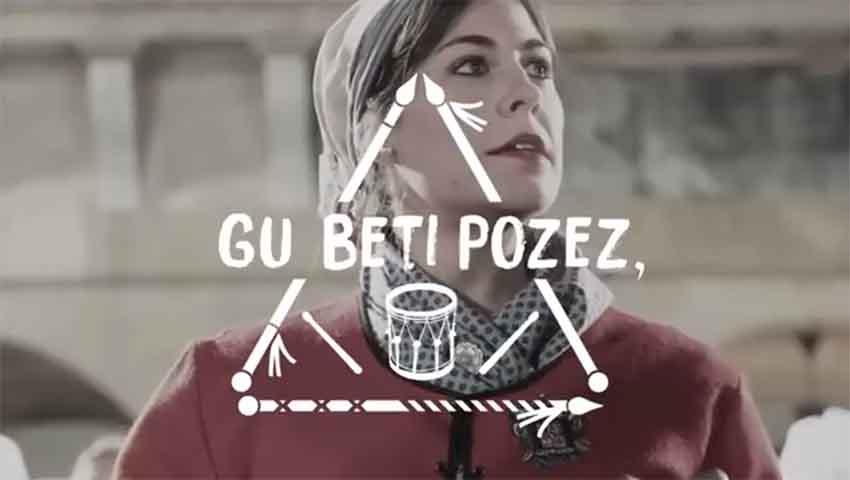 Guztia prest da Donostia gaur gaueko 0:00etan 24 orduko Sansebastian festei ekiteko
