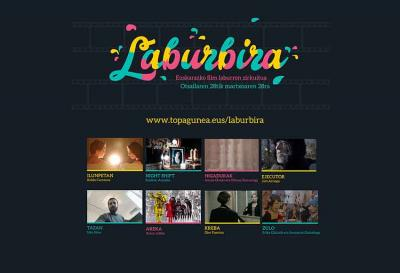 Poster for Laburbira 2018