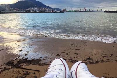 Estudiando fuera, de Ohio a Bilbao - la primera semana de Hailee Brown