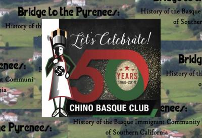 Zorionak Chino Basque Club on your first 50 years, anitz urtez!