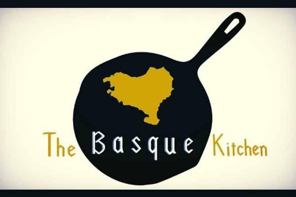 Logo de The Basque Kitchen, en la Isla de Wight, Inglaterra