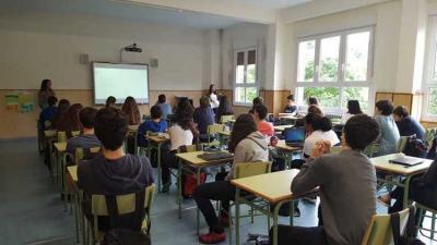 Imagen del curso en Oñati (foto Irekia)