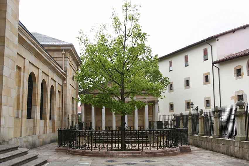 """""""Eman ta zabal zazu munduan frutua"""", las palabras de Iparragirre en el Gernikako Arbola unen desde su estreno en Madrid en 1853 a vascos de todo el mundo"""