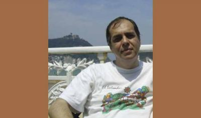 Alan King (1954-2019), Euskal Herria and El Salvador,always in his heart. GB