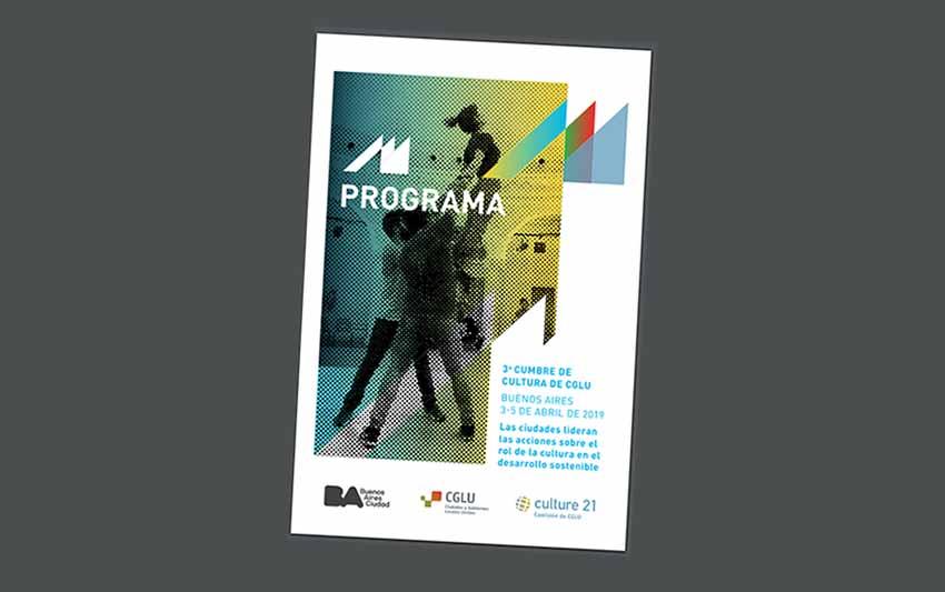 La 3ª Cumbre de Cultura de CGLU (Ciudades y Gobiernos Locales Unidos), del 3 al 5 de abril en la Usina del Arte de Buenos Aires
